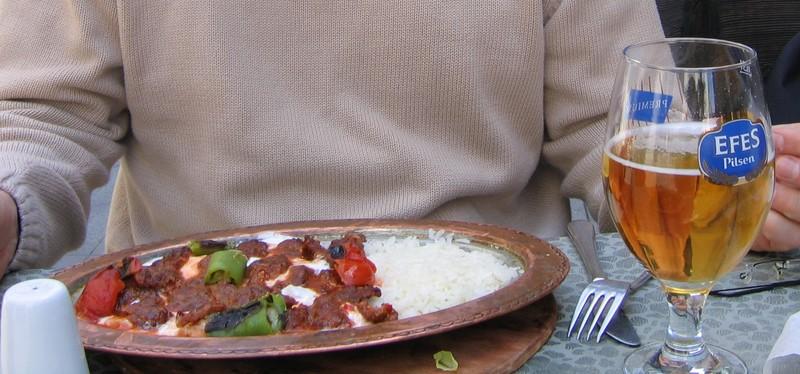 Iskander Kébab, excellent !