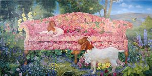 Goats_and_Roses