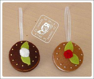 Macarons Noël13