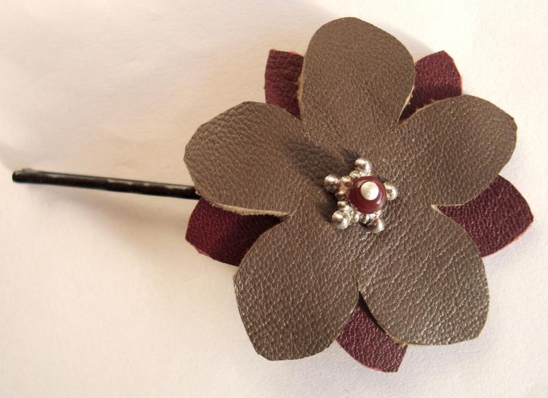 petite fleur cuir