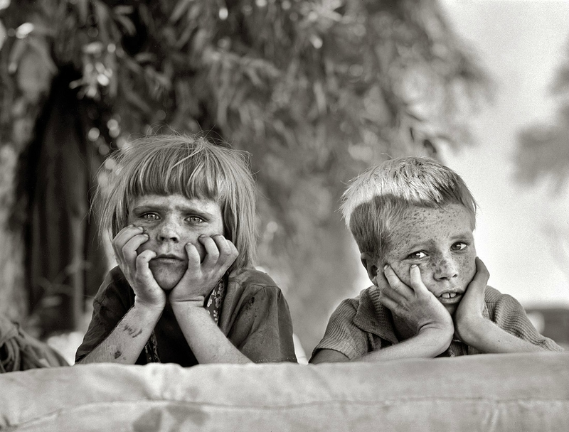 © The Dorothea Lange Collection