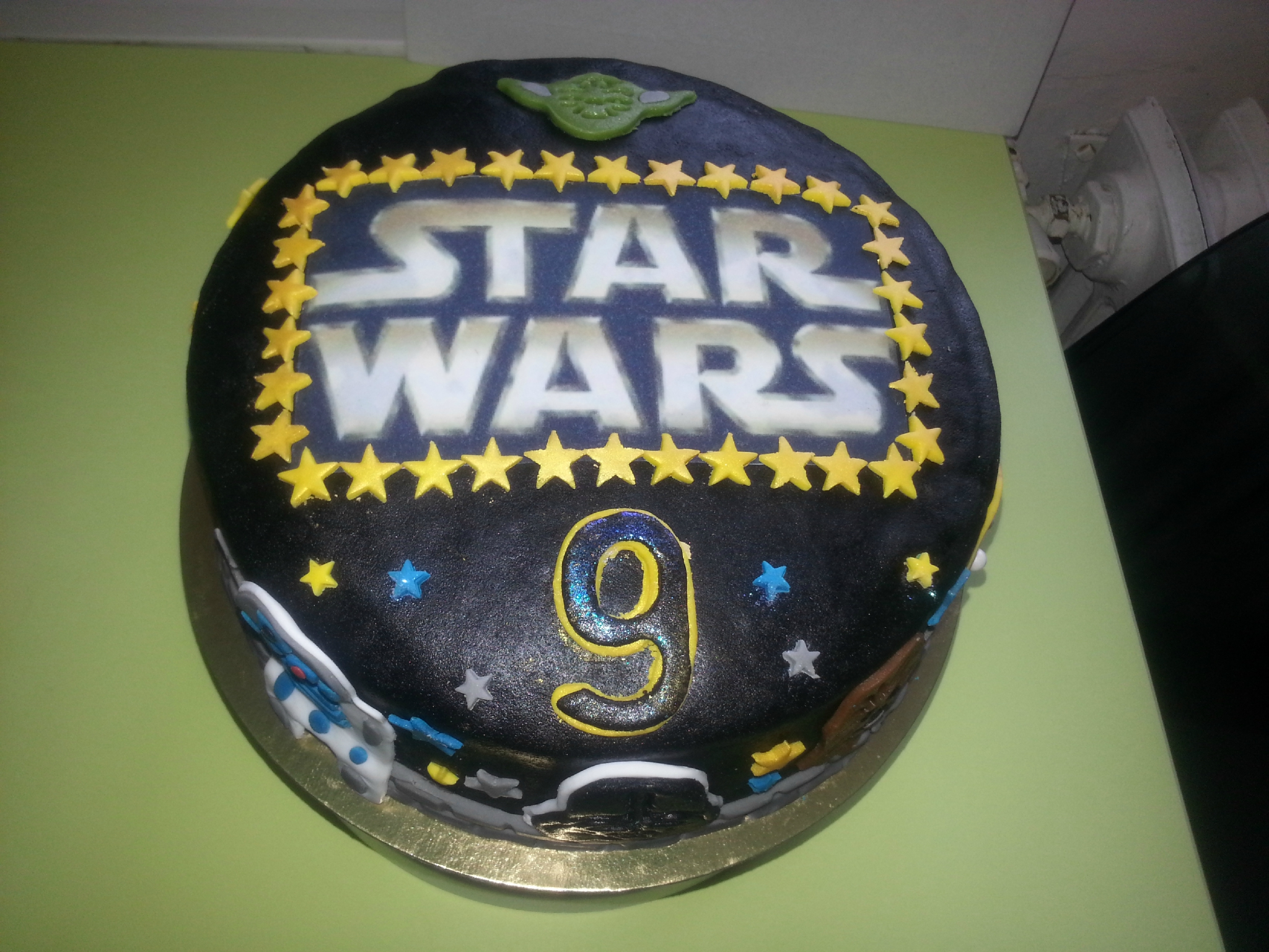 star wars gateau anniversaire xd23 jornalagora. Black Bedroom Furniture Sets. Home Design Ideas