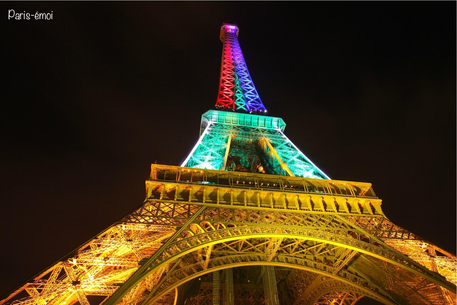 La tour eiffel sud africaine paris moi - Office du tourisme afrique du sud paris ...