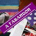 Le tricot, ma nouvelle passion!