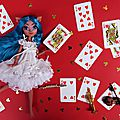 Monster high : au bal de la reine de coeur