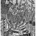 dessin de JO99 pour le zine HELBAN tome 4