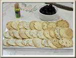 0457- crackers apéritif (thermomix ou pas)