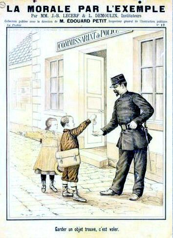 Ecole-Morale