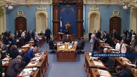assemblée nationale du quebec
