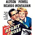 Right cross en dvd