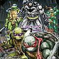Idw teenage mutant ninja turtles / tortues ninjas : les mini séries
