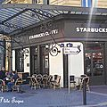 Starbuck coffee (marseille)