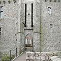ecole d'Arleux, visite du château d'Ohlain