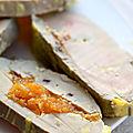 Foie gras en papillote, la leçon de madame p.