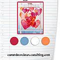 Page #45 du carnet de couleurs