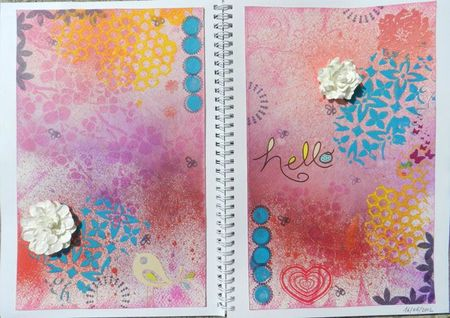 2012 0616 Art Journal - Page 2