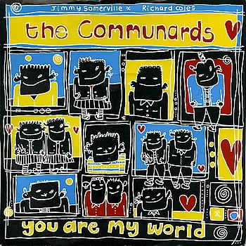 The-Communards-You-Are-My-World-303843 - Copie