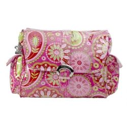 Style 2960 Laminated Buckle Bag Gypsy Paisley Cotton Candy-250x250