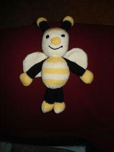 doudou abeille 001