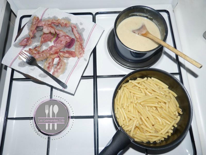 Macaroni au fromage (2)