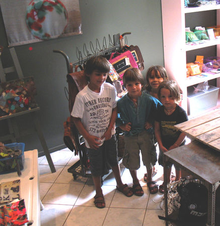 les_enfants_debarquent