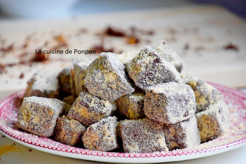 praline choco petit beurre et abricot (11)