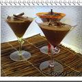 Mousse au chocolat légère et délicieusement