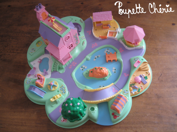 Polly Pocket grande ferme 01