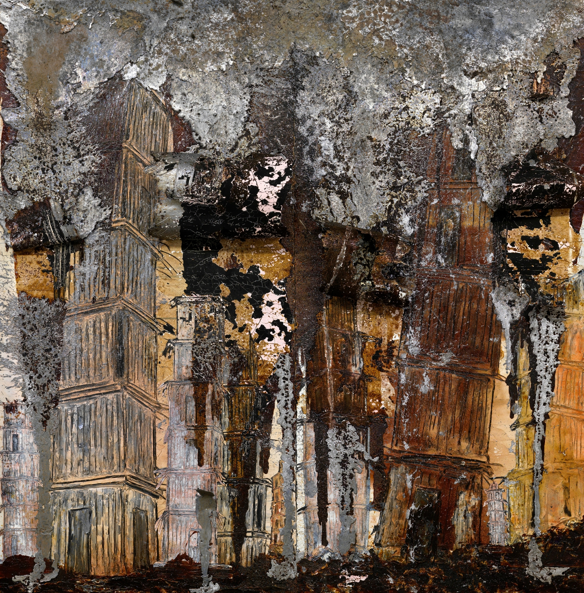 Barnes Foundation is sole U.S. venue for major exhibition exploring works of Anselm Kiefer and Auguste Rodin