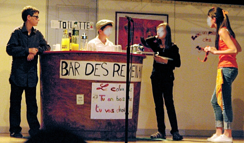 Au bar des revenants - juin 2012
