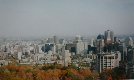 vue panoramique Montreal (2)