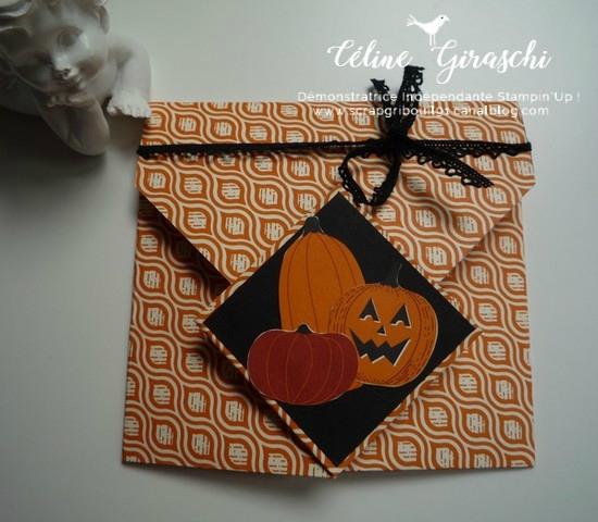 Halloween origami -1