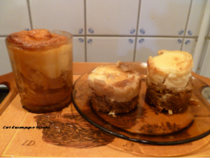 CHEESECAKE AUX POMMES CARAMELISEES2