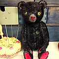 New black bear, bert