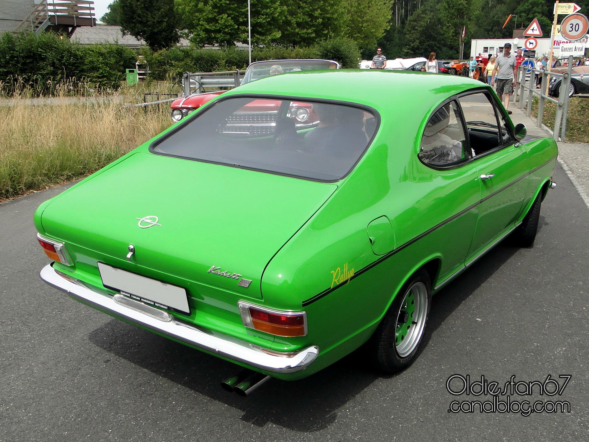 opel kadett b rallye coupe 1965 1973 oldiesfan67 mon blog auto. Black Bedroom Furniture Sets. Home Design Ideas