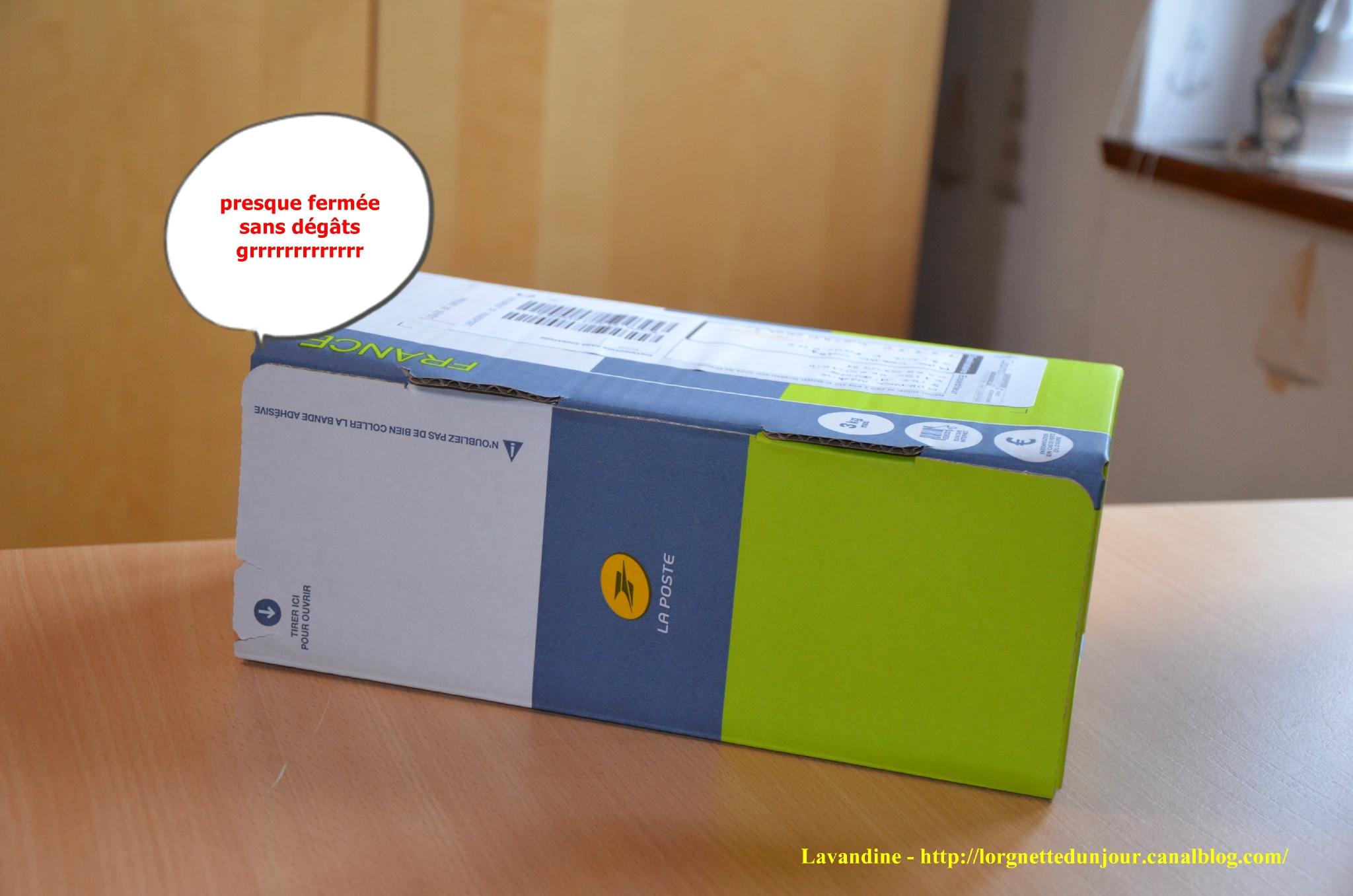 31/07/14 : Comment monter une boite ?