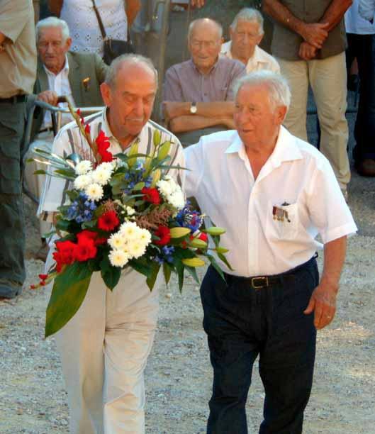 Messieurs Jean BOTTEY et Pierre ORIGNIER (