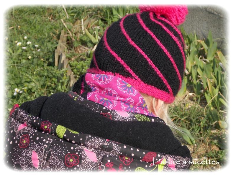 bonnet et snood 1