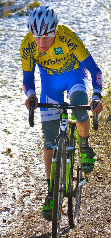 BUIRE CYCLO CROSS 2014 Rudy Langlet