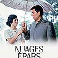 Nuages épars, mikio naruse, 1967.