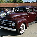 Volvo pv831, 1950 à 1957