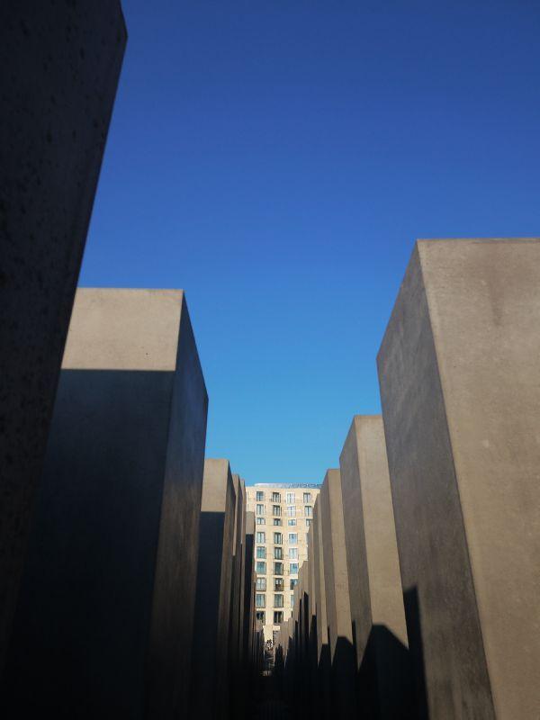 Berlin Mémorial Juifs 3