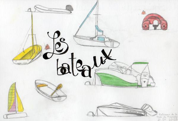 Les_bateaux