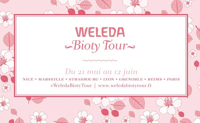 weleda bioty tour 2015