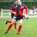 Saison 2009 - 2010, matches contre Isle-sur-Vienne