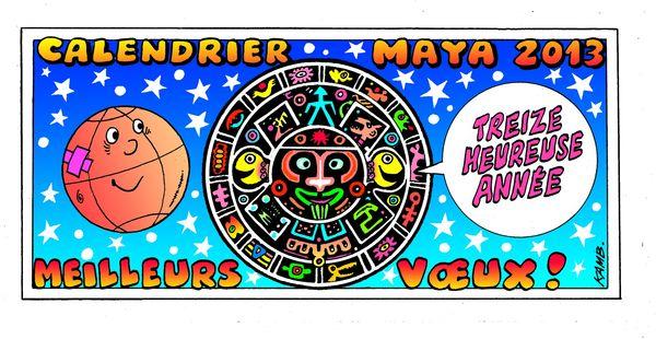carte Maya