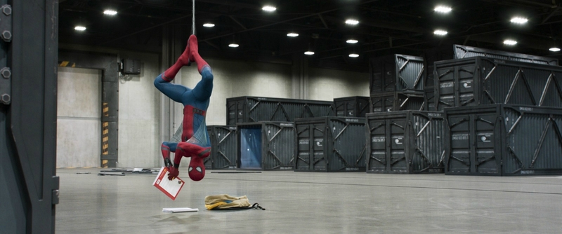Spider-Man Homecoming-TomHollandHangar