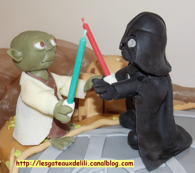 2014 02 08 - Gâteau Star Wars (25)