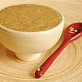 Farine de souchet & pâte à tartiner : enfin !