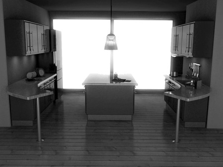 kitchenBW1